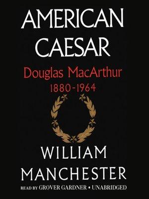 cover image of American Caesar