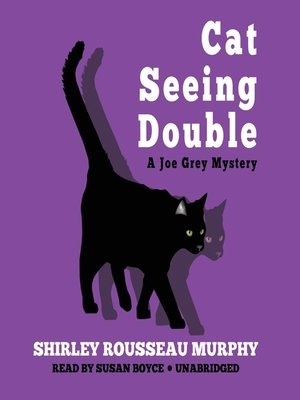 cover image of Cat Seeing Double