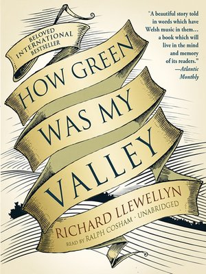 cover image of How Green Was My Valley