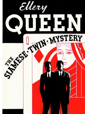 cover image of The Siamese Twin Mystery