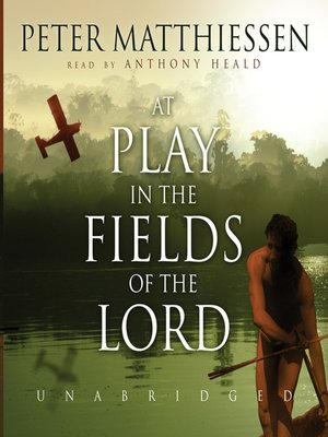 cover image of At Play in the Fields of the Lord