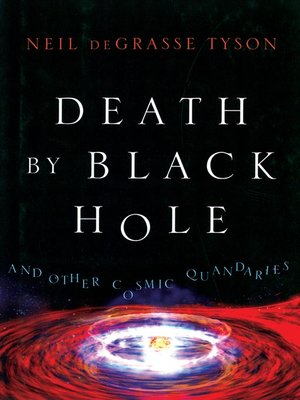cover image of Death by Black Hole