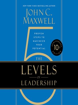 cover image of The 5 Levels of Leadership