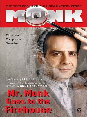cover image of Mr. Monk Goes to the Firehouse