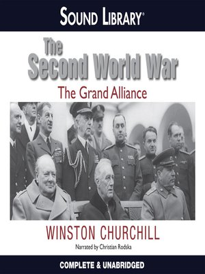 cover image of The Second World War: The Grand Alliance