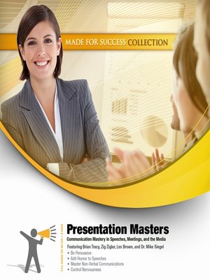 cover image of Presentation Masters