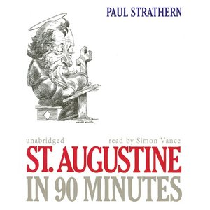 cover image of St. Augustine in 90 Minutes