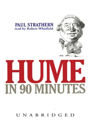 cover image of Hume in 90 Minutes