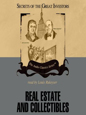 cover image of Real Estate and Collectibles