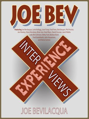 cover image of The Joe Bev Experience