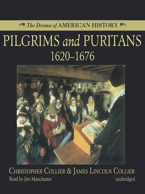 cover image of Pilgrims and Puritans