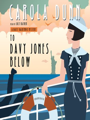 cover image of To Davy Jones Below