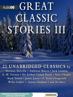 cover image of Great Classic Stories III