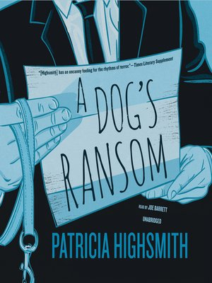 cover image of A Dog's Ransom