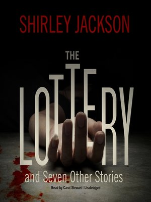 cover image of The Lottery and Seven Other Stories