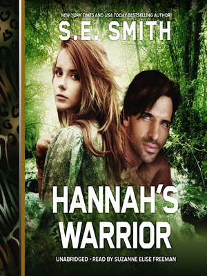 cover image of Hannah's Warrior