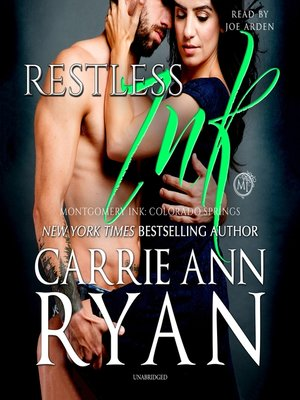 cover image of Restless Ink