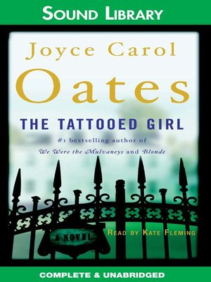 cover image of The Tattooed Girl