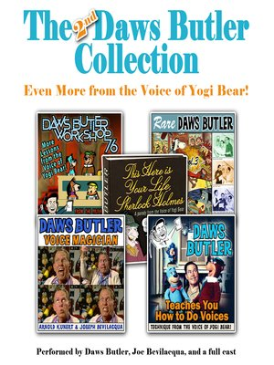 cover image of The 2nd Daws Butler Collection