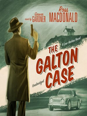 cover image of The Galton Case
