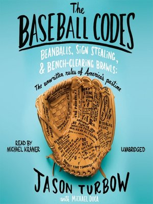 cover image of The Baseball Codes