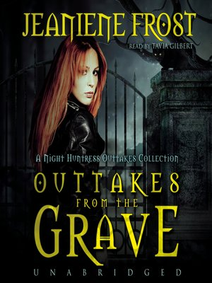 cover image of Outtakes from the Grave