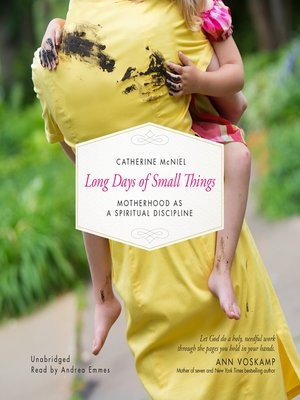 cover image of Long Days of Small Things