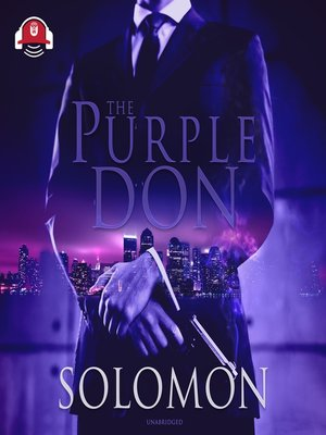 cover image of The Purple Don