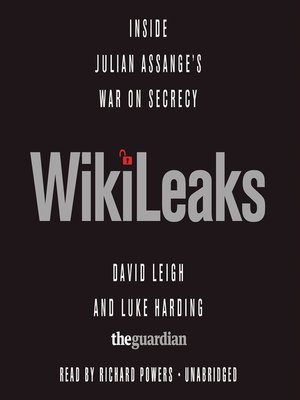 cover image of WikiLeaks
