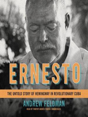 cover image of Ernesto