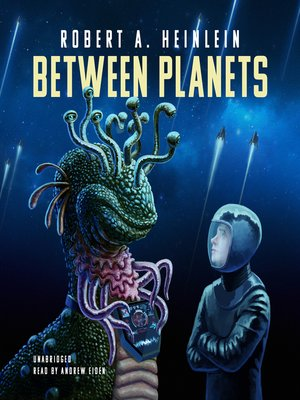 cover image of Between Planets
