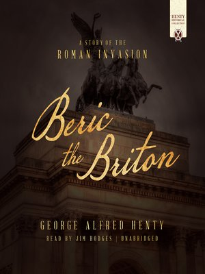 cover image of Beric the Briton