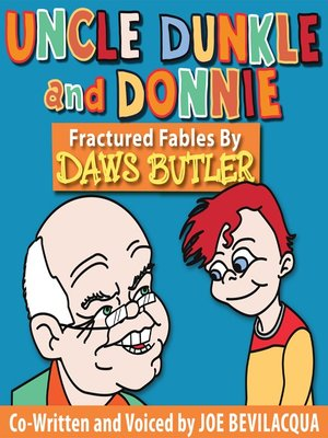 cover image of Uncle Dunkle and Donnie