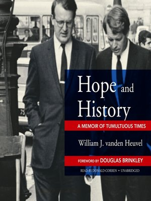 cover image of Hope and History