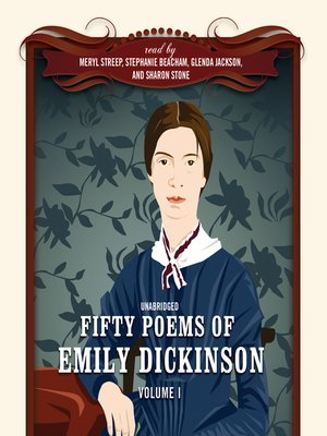 cover image of Fifty Poems of Emily Dickinson