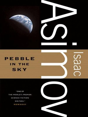 cover image of Pebble in the Sky
