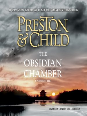 cover image of The Obsidian Chamber