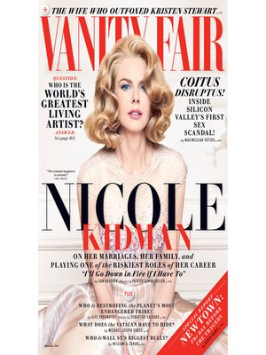 cover image of Vanity Fair: December 2013 Issue