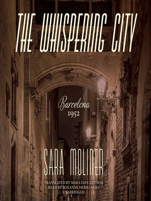 cover image of The Whispering City