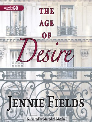 cover image of The Age of Desire