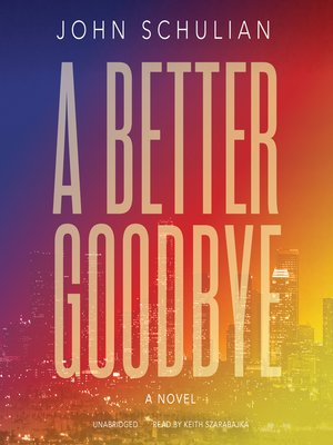 cover image of A Better Goodbye