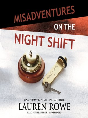 cover image of Misadventures on the Night Shift