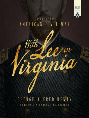 cover image of With Lee in Virginia