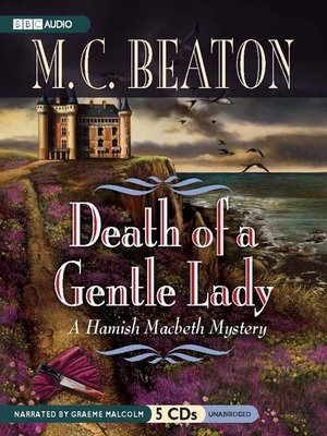 cover image of Death of a Gentle Lady