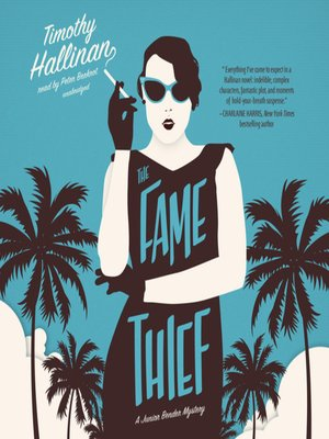 cover image of The Fame Thief