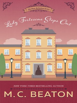 cover image of Lady Fortescue Steps Out