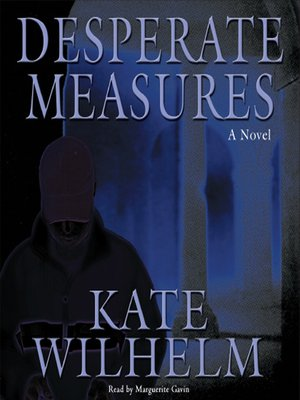 cover image of Desperate Measures