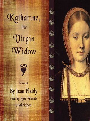 cover image of Katharine, the Virgin Widow