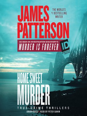cover image of James Patterson's Murder Is Forever, Volume 2