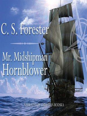 cover image of Mr. Midshipman Hornblower